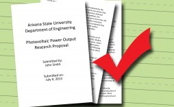 009 Fascinating Research Project Proposal Example Pdf Concept  Format