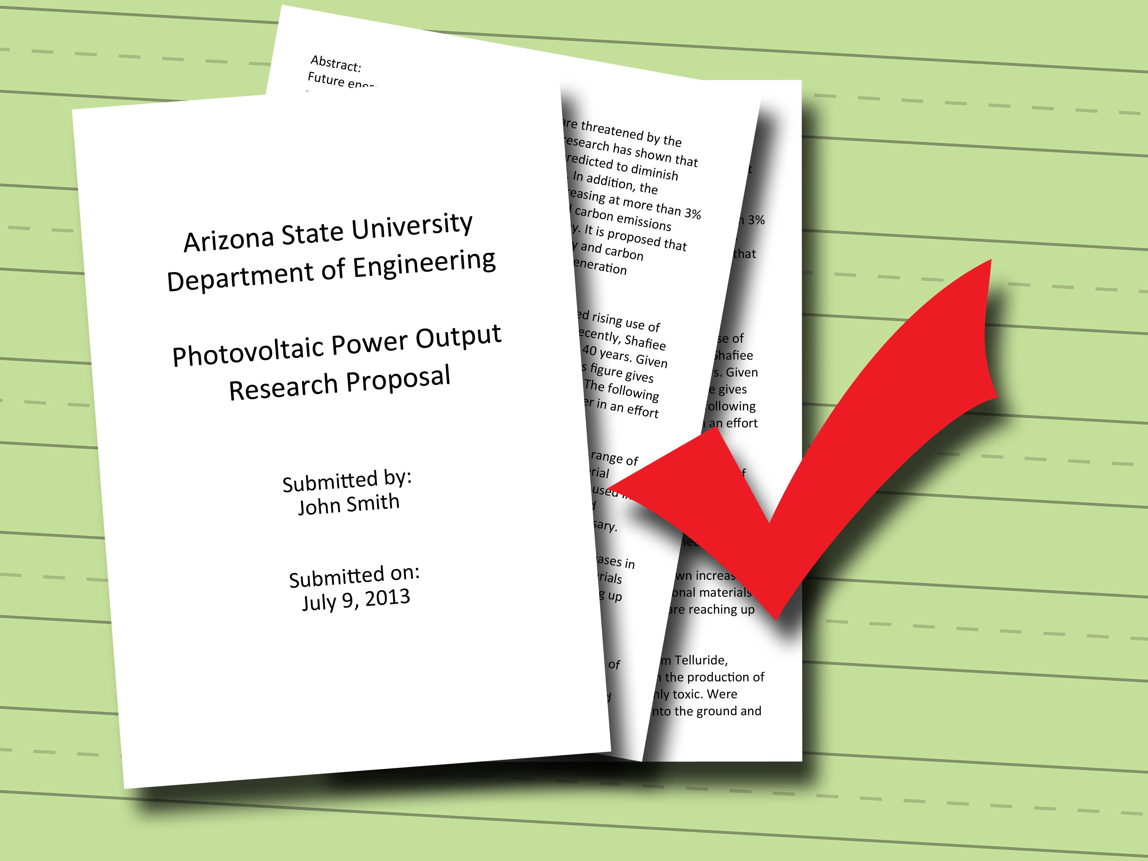 009 Fascinating Research Project Proposal Example Pdf Concept  FormatFull
