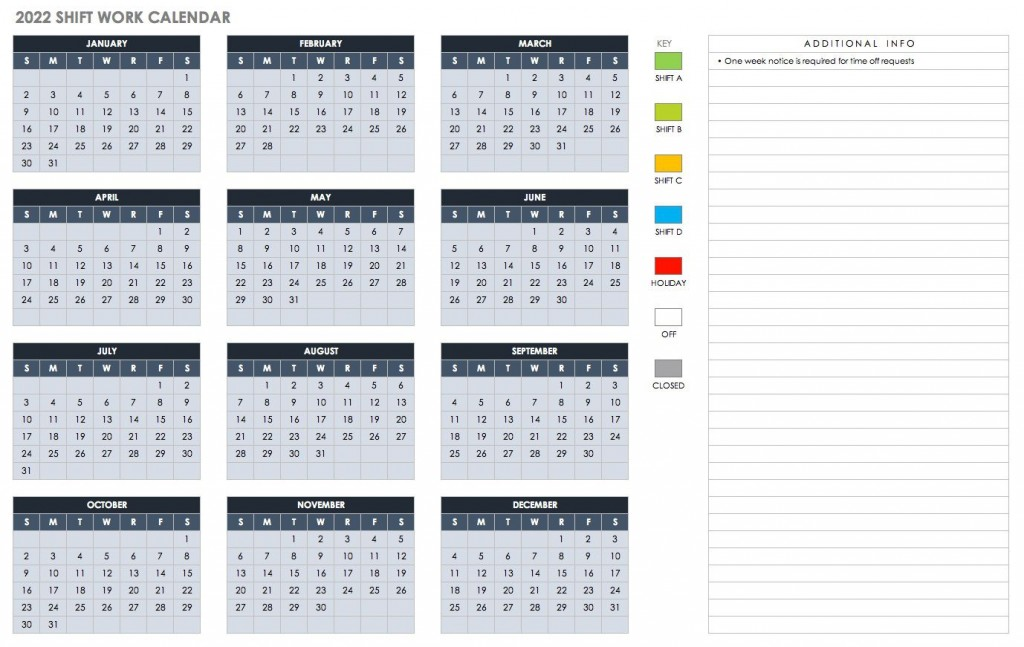 009 Fearsome Calendar 2020 Template Excel Idea  Monthly Free Uk In Format DownloadLarge