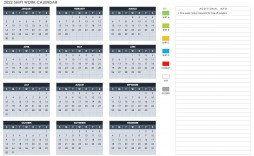 009 Fearsome Calendar 2020 Template Excel Idea  Monthly Free Uk In Format Download
