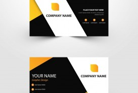 009 Fearsome Download Busines Card Template Concept  For Microsoft Publisher Adobe Illustrator Visiting Psd