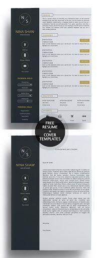 009 Fearsome Free Download Cv Cover Letter Template Example  TemplatesFull
