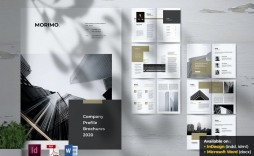 009 Fearsome M Word Brochure Template Free Download Highest Quality  Microsoft 2007
