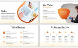 009 Fearsome Project Management Report Template Ppt Design  Weekly Statu