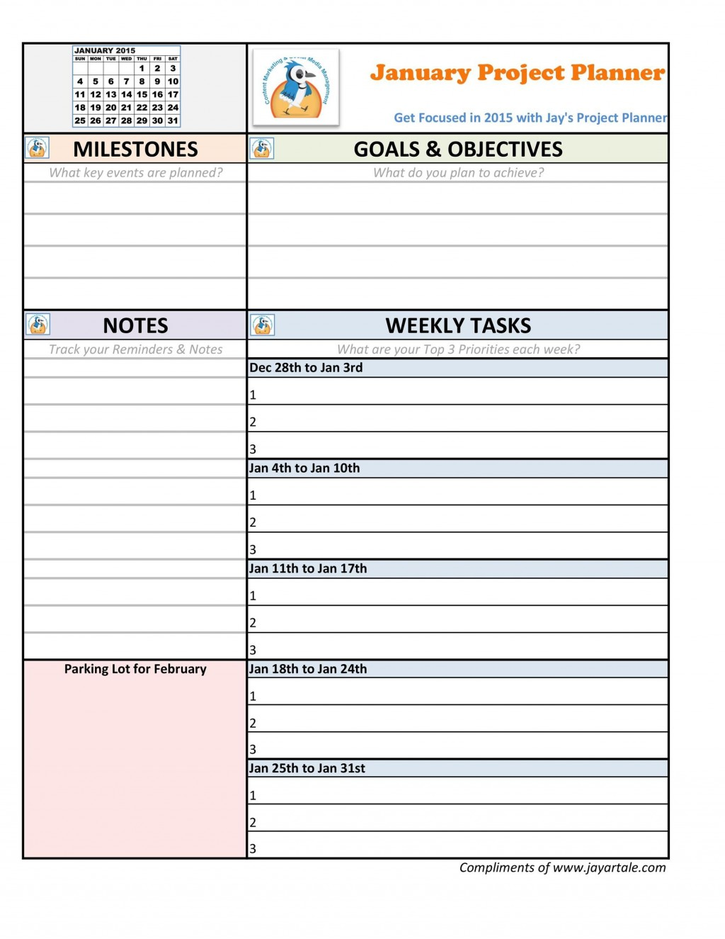 009 Fearsome Project Management Template Free Word Idea  Plan Ms-word SimpleLarge