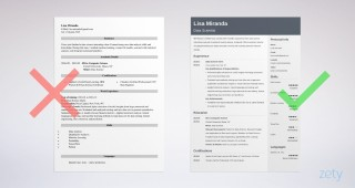 009 Fearsome Recent College Graduate Resume Template Sample  Word320