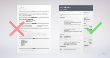 009 Fearsome Recent College Graduate Resume Template Sample  Word360