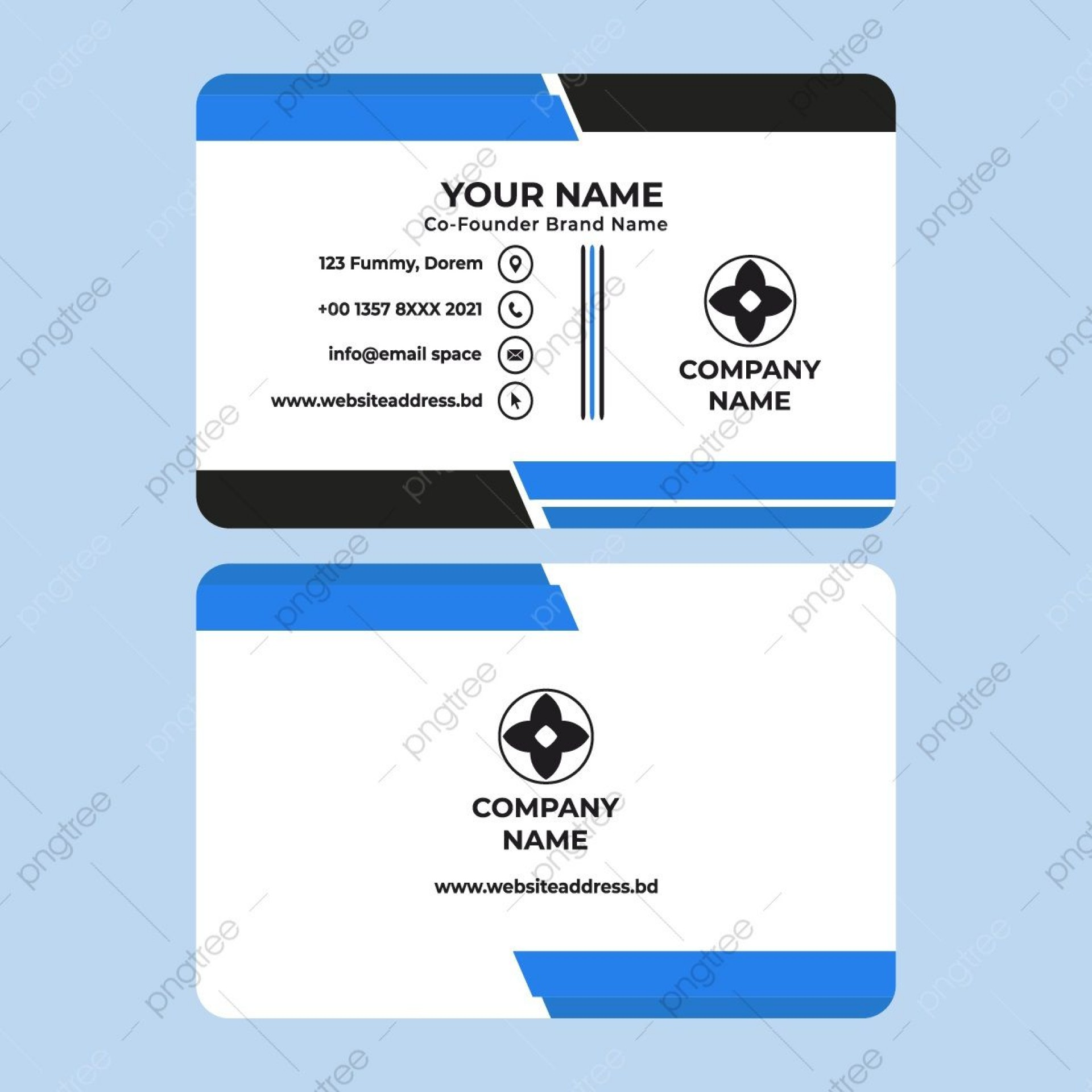 009 Fearsome Simple Visiting Card Template Highest Clarity  Templates Busines Psd Design File Free Download1920