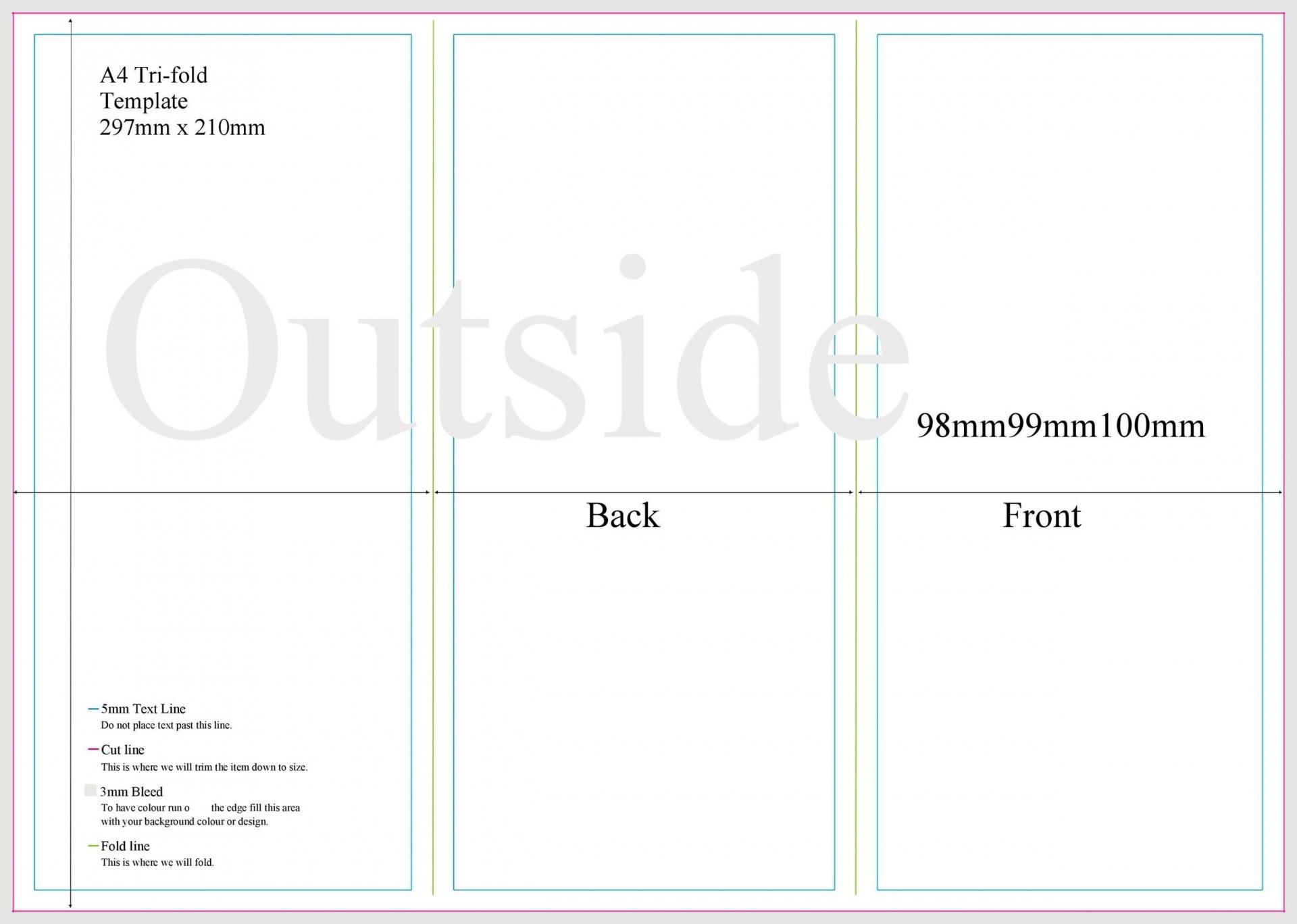 009 Fearsome Three Fold Brochure Template Google Doc Idea  Docs1920