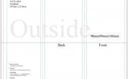 009 Fearsome Three Fold Brochure Template Google Doc Idea  Docs
