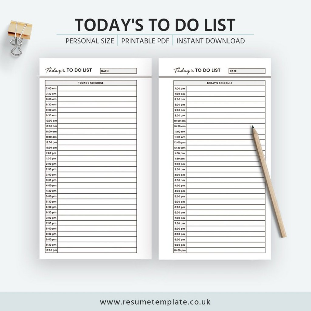 009 Fearsome To Do List Template Example  Templates Microsoft Excel Printable FreeLarge