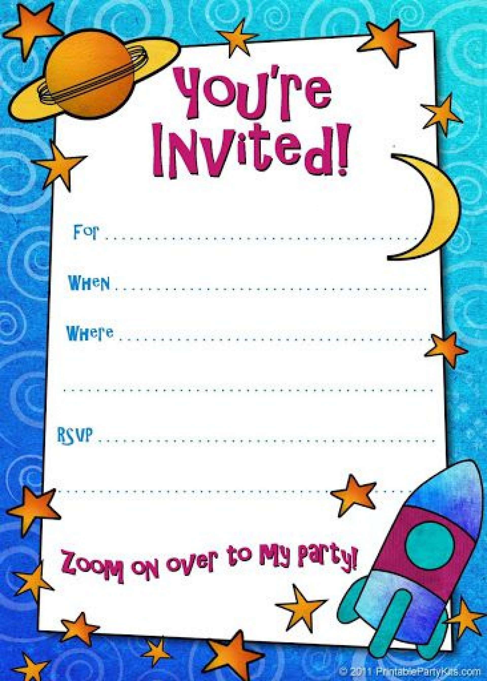 009 Formidable Blank Birthday Invitation Template For Microsoft Word High Resolution 1920