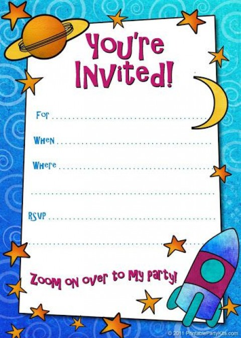 009 Formidable Blank Birthday Invitation Template For Microsoft Word High Resolution 480
