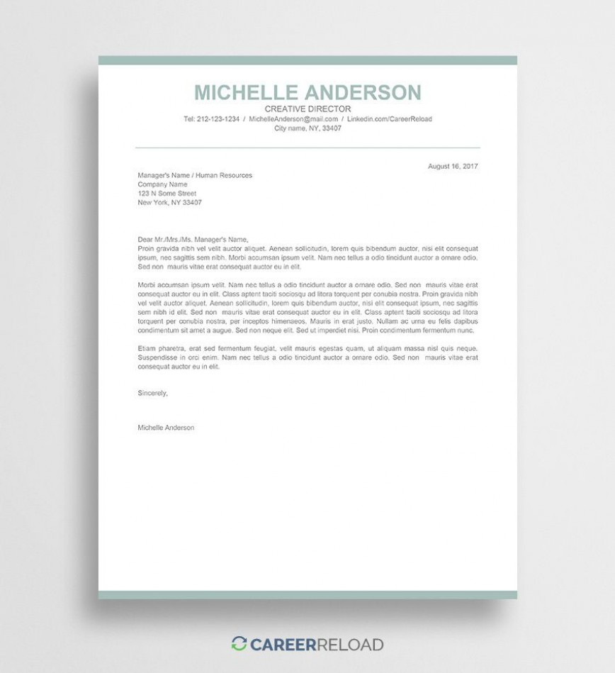 009 Formidable Free Cover Letter Template Download Inspiration  Word Document Pdf