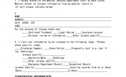 009 Formidable Free Personal Medical History Template Idea  Printable Form