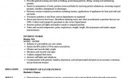 009 Formidable Graduate Nurse Resume Template Highest Quality  Student Free New Practitioner Grad