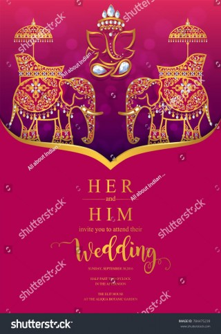 009 Formidable Indian Wedding Invitation Template Inspiration  Psd Free Download Marriage Online For Friend320
