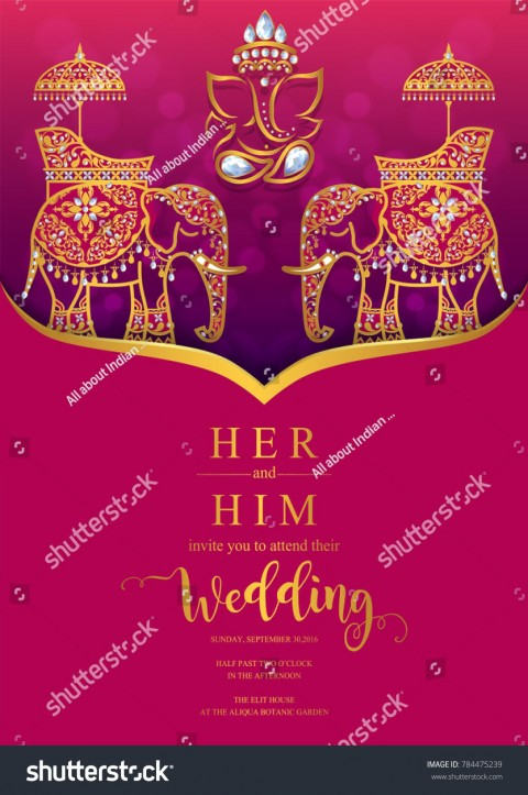 009 Formidable Indian Wedding Invitation Template Inspiration  Psd Free Download Marriage Online For Friend480