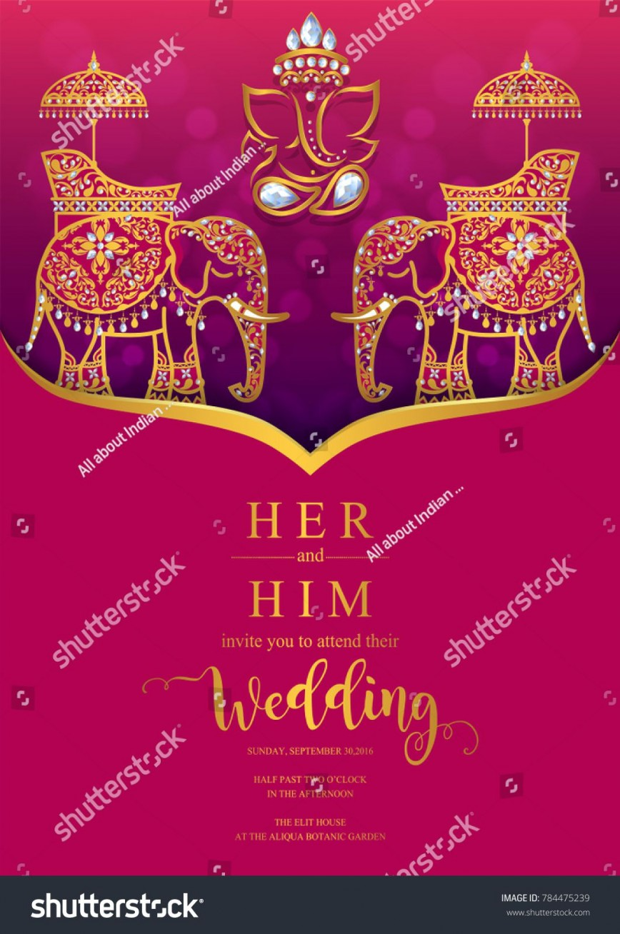 009 Formidable Indian Wedding Invitation Template Inspiration  Psd Free Download Marriage Online For Friend868