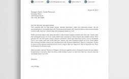 009 Formidable Microsoft Word Letter Template Design  Free Download M Of Resignation