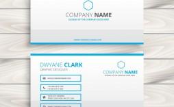 009 Formidable Minimal Busines Card Template Free Download Design  Simple Coreldraw