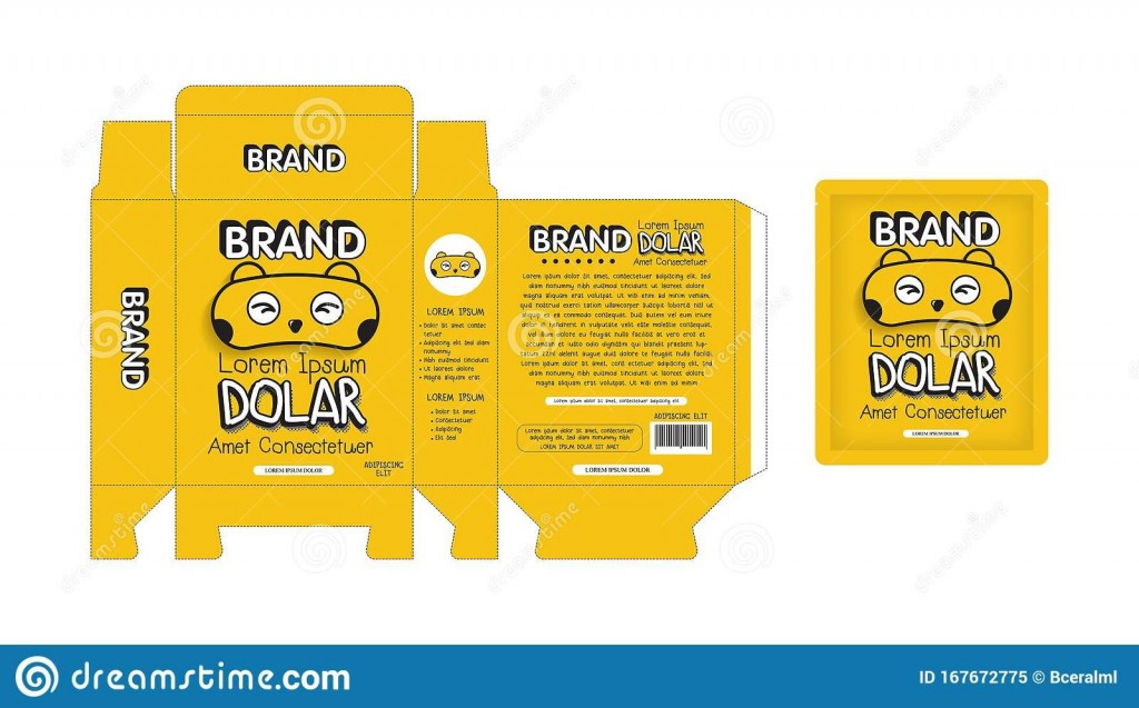009 Formidable Product Packaging Design Template Picture  Templates Free Download SampleLarge