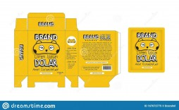 009 Formidable Product Packaging Design Template Picture  Templates Free Download Sample