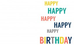 009 Frightening Birthday Card Template Free Highest Quality  Invitation Photoshop Download Word