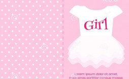 009 Frightening Free Baby Shower Template For Powerpoint Design  Background