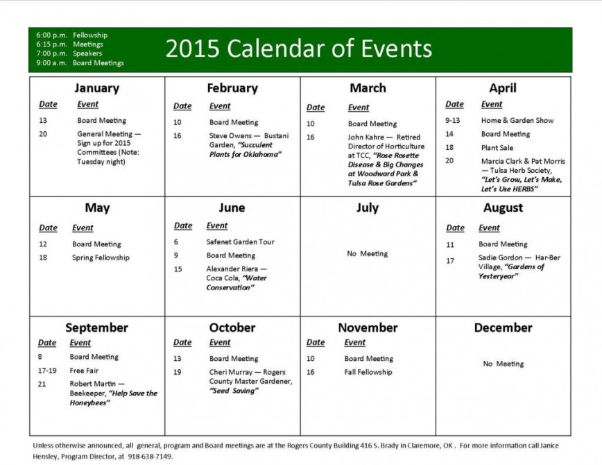 009 Frightening Free Event Calendar Template High Resolution  Html For Website Annual