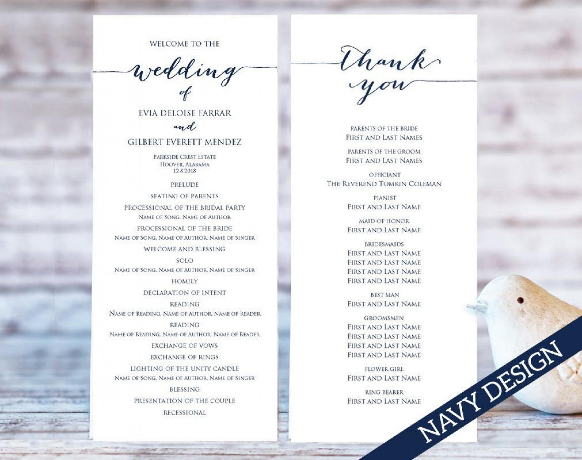 009 Frightening Free Printable Wedding Program Template High Def  Templates Microsoft Word Indian1920