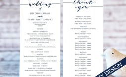 009 Frightening Free Printable Wedding Program Template High Def  Templates Microsoft Word Indian