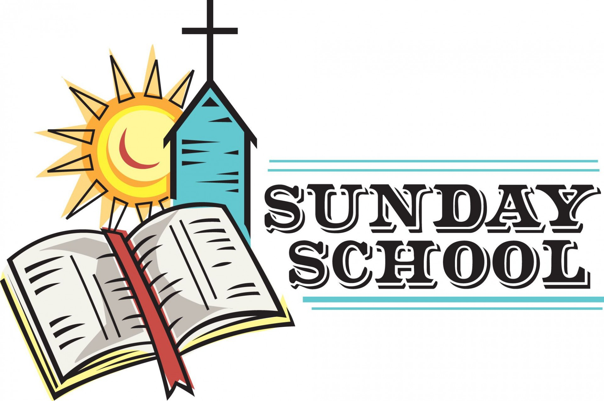 009 Frightening Free Sunday School Flyer Template Picture  Templates1920