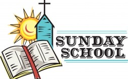 009 Frightening Free Sunday School Flyer Template Picture  Templates