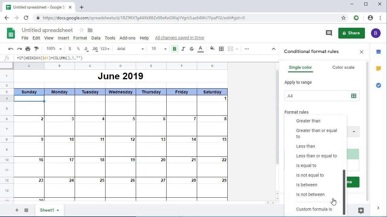 009 Frightening Google Sheet Calendar Template Image  Templates Monthly Spreadsheet 2020 2018Full