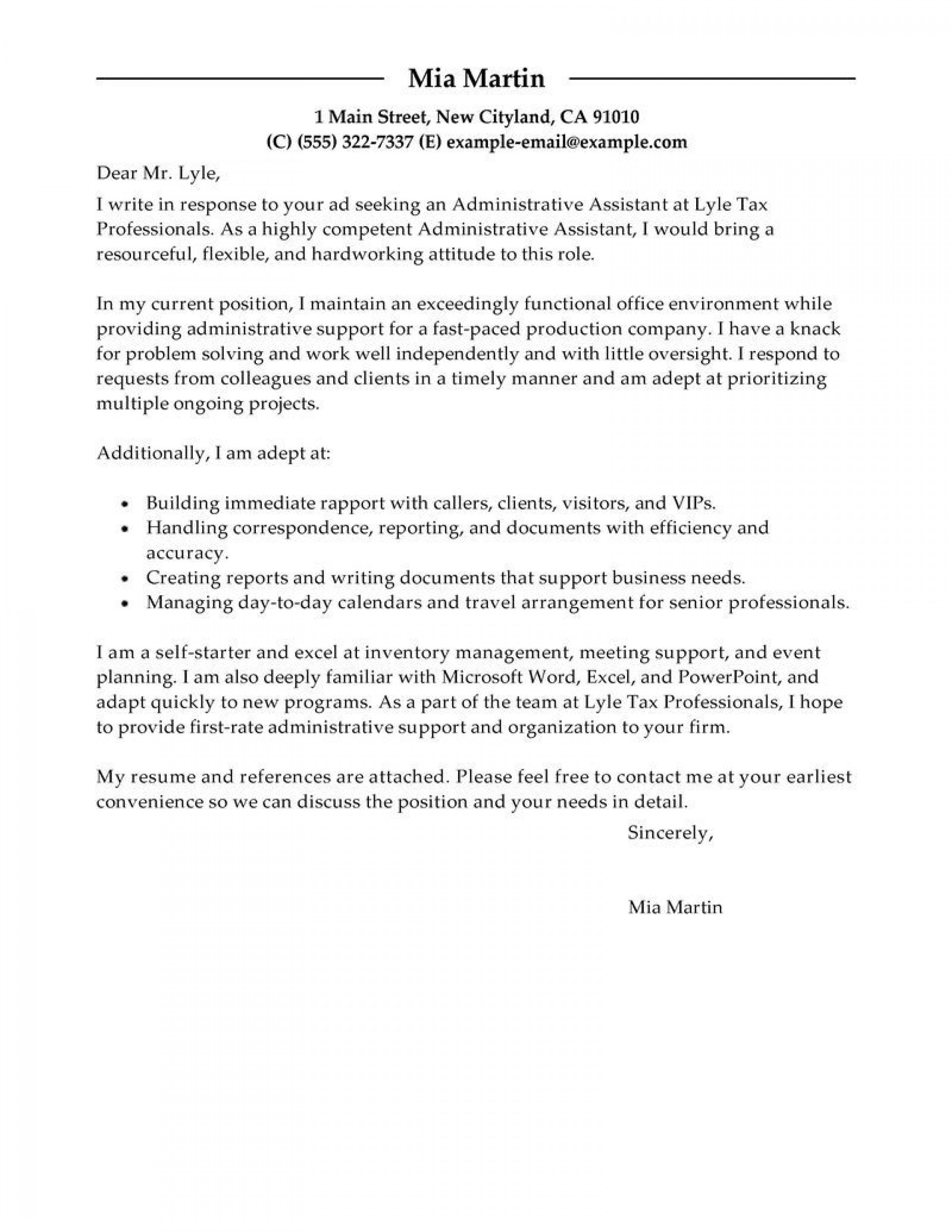 Cover Letter Free Template from www.addictionary.org