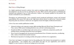 009 Imposing Best Covering Letter Example Photo  Examples Sample Uk