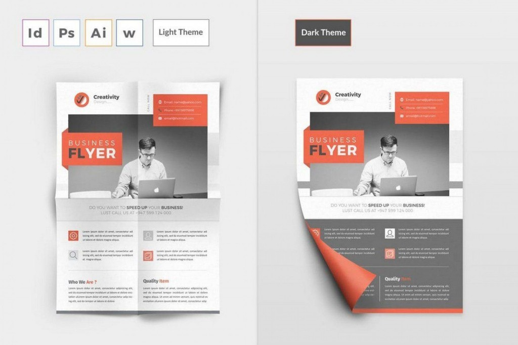 009 Imposing Brochure Template For Word 2010 Example  Download Microsoft Free Blank Tri FoldLarge