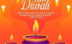009 Imposing Diwali Party Invite Template Free Image