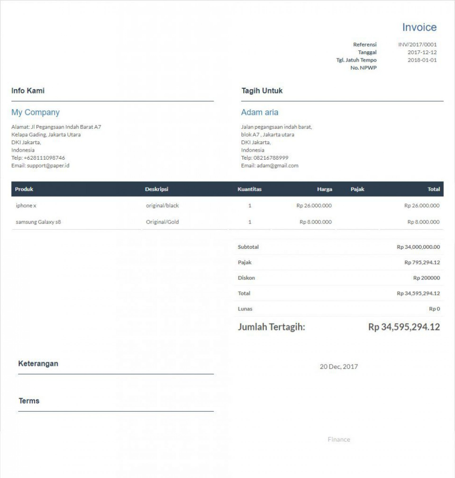009 Imposing Invoice Template Free Download High Definition  Downloads Responsive Html Excel1920