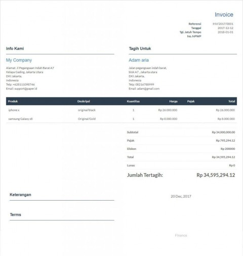 009 Imposing Invoice Template Free Download High Definition  Excel Service Word Format Gst Html480