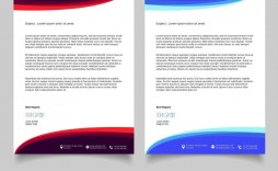 009 Imposing Letterhead Sample Free Download Highest Quality  Construction Company Template