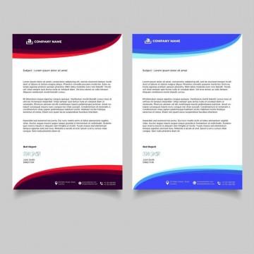 009 Imposing Letterhead Sample Free Download Highest Quality  Template Ai Microsoft Word Restaurant360