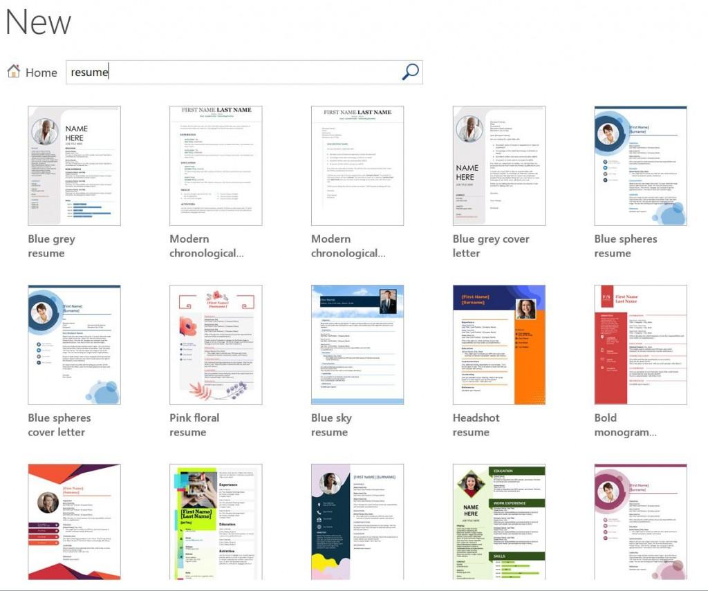009 Imposing Resume Microsoft Word Template Design  Cv/resume Tutorial With Federal DownloadLarge