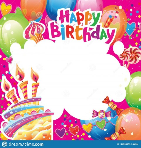 009 Imposing Template For Birthday Card Highest Clarity  Microsoft Word Design Happy480