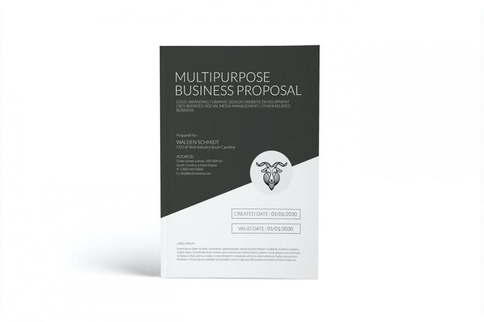 009 Imposing Web Development Proposal Template Pdf Highest Clarity  Sample960