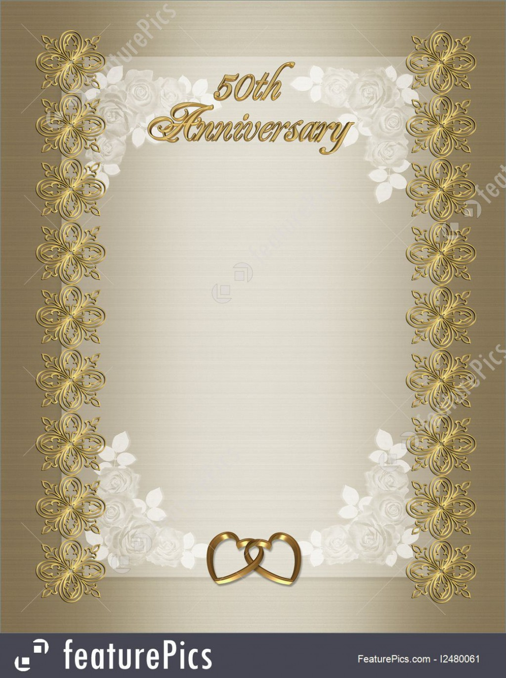 009 Impressive 50th Wedding Anniversary Invitation Sample Inspiration  Samples Free Party Template Card IdeaLarge