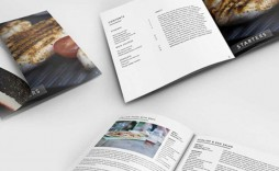 009 Impressive Create Your Own Cookbook Free Template Idea  Templates