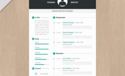 009 Impressive Creative Resume Template Freepik Idea