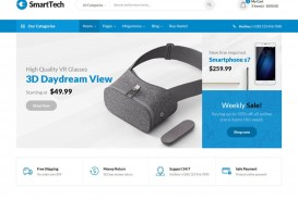 009 Impressive Ecommerce Website Template Html Free Download Highest Clarity  Bootstrap 4 Responsive With Cs Jquery